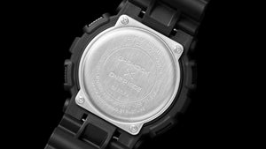G-shock x One Piece logo embossed on the back case