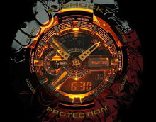 Load image into Gallery viewer, G-shock One Piece GA-110JOP digital analog timepieces with LED light
