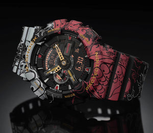 Buy limited edition wrist watch G-shock One Piece at Time Galaxy Online Store Malaysia