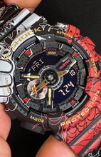 Load image into Gallery viewer, Shock resistant Casio G-Shock One Piece GA-110JOP-1A4