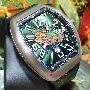 Buy Sell Frank Muller Vanguard Titanium V45 Dragon limited edition watch at Time Galaxy Malaysia