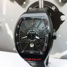Load image into Gallery viewer, Pre-Owned 100% Genuine Franck Muller Vanguard 44 mm Black PVD Titanium Automatic Men's Watch V45SCDTTTNBR
