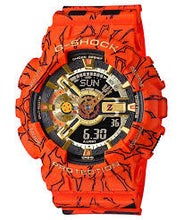 Load image into Gallery viewer, Casio G-Shock Dragon Ball Z GA-110JDB-1A4