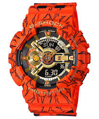 Casio G-Shock Dragon Ball Z GA-110JDB-1A4