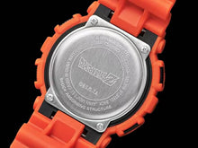 Load image into Gallery viewer, G-shock GA-110JDB watch back case embossed with Dragon Ball Z logo