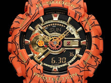 Load image into Gallery viewer, GA-110JDB-1A4 features fluorescent orange body