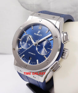 Buy Sell Hublot Classic Fusion Chronograph Titanium 521.NX.7170.LR at Time Galaxy