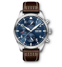 Load image into Gallery viewer, IWC Pilot's Chronograph Le Petit Prince Edition IW3777-14
