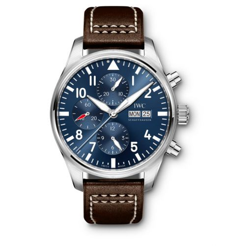 IWC Pilot's Chronograph Le Petit Prince Edition IW3777-14