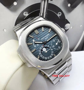 Buy Sell Pre-Owned Patek Philippe Nautilus 5712 at Time Galaxy Watch
