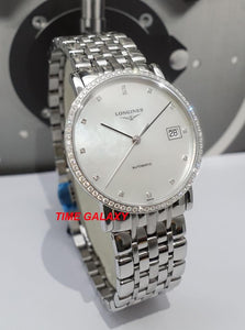 Longines L4.809.0.87.6 powered by L619 caliber, 42 hours power reserve