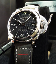 Load image into Gallery viewer, Panerai Luminor 1950 3 Days GMT Automatic Acciaio PAM535