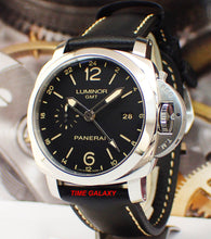 Load image into Gallery viewer, Panerai Luminor 1950 3 Days GMT 24H Automatic Acciaio PAM 351