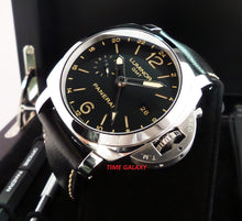 Load image into Gallery viewer, Buy Sell Panerai Luminor GMT PAM351 at Time Galaxy
