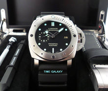 Load image into Gallery viewer, Buy Sell Trade Panerai Luminor Submersible 1950 PAM305 at Time Galaxy