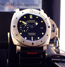 Load image into Gallery viewer, Panerai Luminor 1950 Submersible 3 Days PAM305