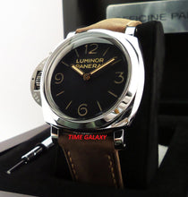 Load image into Gallery viewer, Panerai Luminor 1950 Left-handed 3 Days Acciaio PAM 557