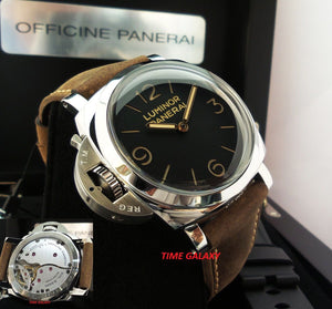 Buy Sell Panerai Luminor 1950 Left-handed PAM557 at Time Galaxy