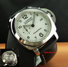 Load image into Gallery viewer, Panerai PAM00499 white dial, P.9000 caliber
