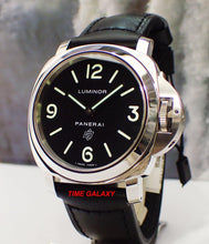 Load image into Gallery viewer, Panerai Luminor Base Logo Snapback PAM1000