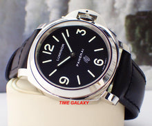 Load image into Gallery viewer, Panerai PAM01000 black dial, OP I caliber