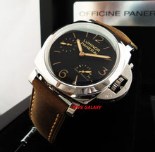 Load image into Gallery viewer, Panerai Luminor 1950 3 Days Power Reserve Acciaio PAM423