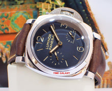 Load image into Gallery viewer, Panerai PAM423 black dial, night indicator