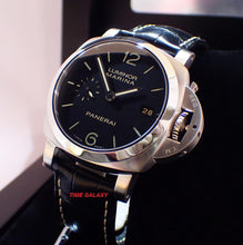 Load image into Gallery viewer, Panerai Luminor 1950 3 Days Automatic Brushed PAM312
