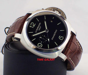 Panerai PAM320 black dial, 44 mm diameter