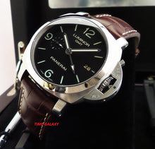 Load image into Gallery viewer, Buy Sell Trade Panerai Luminor 3Days GMT PAM320 at Time Galaxy
