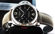 Load image into Gallery viewer, Panerai PAM00535 black dial, caliber P.9001