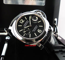 Load image into Gallery viewer, Panerai PAM00104 black dial 44mm