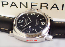 Load image into Gallery viewer, Panerai Pam510 black dial, small seconds and night indicator