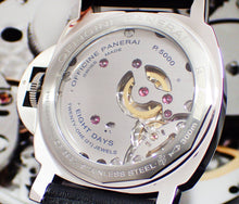 Load image into Gallery viewer, Panerai Pam00510 Caliber P.5000 Calibre, 8 days power reserve