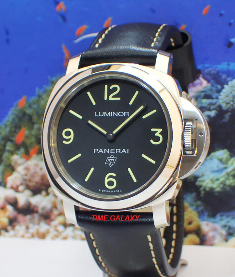 Panerai Luminor Base Logo 3 Days Black PAM773