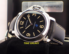 Load image into Gallery viewer, Panerai PAM00634 black dial, OP blue logo