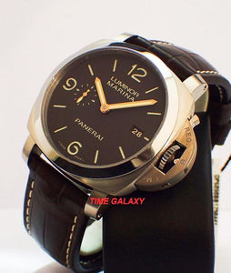 Buy Sell Trade Panerai Luminor Marina 3Days Titanio PAM351 at Time Galaxy