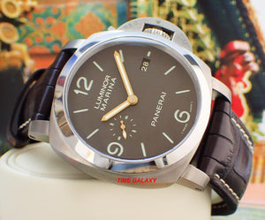 Panerai PAM351 brown dial, 44 mm diameter