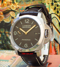 Load image into Gallery viewer, Panerai Luminor 1950 Marina 3 Days Automatic Titanio PAM351