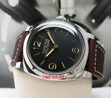 Load image into Gallery viewer, Panerai PAM587 black dial