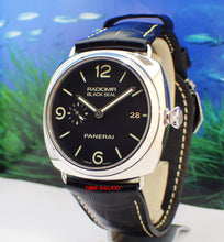 Load image into Gallery viewer, Panerai Radiomir Black Seal 3 Days Automatic PAM388