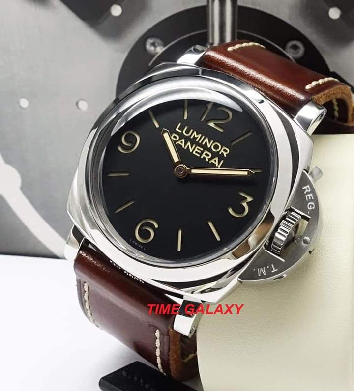 Buy Pre-Owned 100% Genuine Panerai Luminor 1950 Base PAM 372 at Time Galaxy Online Store