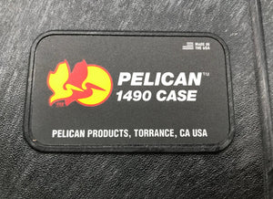 Pelican 1490 watch case made in USA