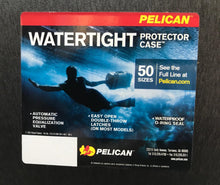 Load image into Gallery viewer, Pelican watertight case built to protect since 1976