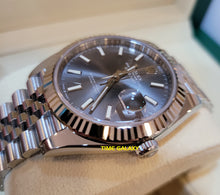 Load image into Gallery viewer, Rolex 126334-0014 made of White Gold Oystersteel