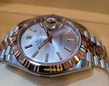 Load image into Gallery viewer, Rolex 126331-0010 pink sundust dial 3235 caliber