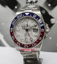 Load image into Gallery viewer, Rolex GMT-Master II Meteorite White Gold 126710BLRO-0002