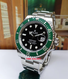 Buy Sell Rolex new model 2020 Submariner 126610LV at Time Galaxy
