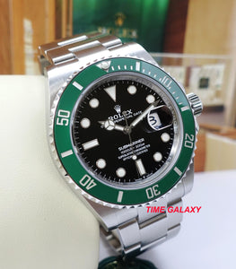 Rolex 126610LV-0002 equipped with 3235 caliber, 70 h power reserve