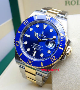 Buy Sell Rolex Submariner 41 126613LB at Time Galaxy Watch